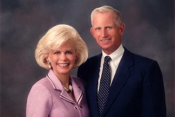 The Richard E. and Nancy P. Marriott Foundation Founders